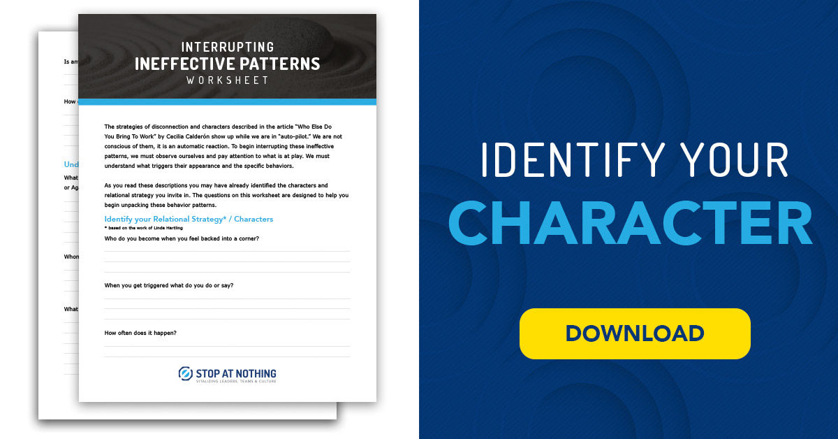 Identify Your Character